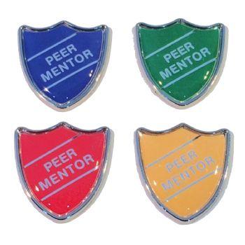 PEER MENTOR badge